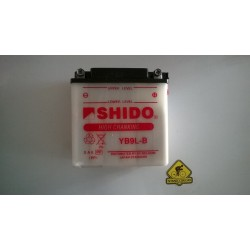 Bateria Shido